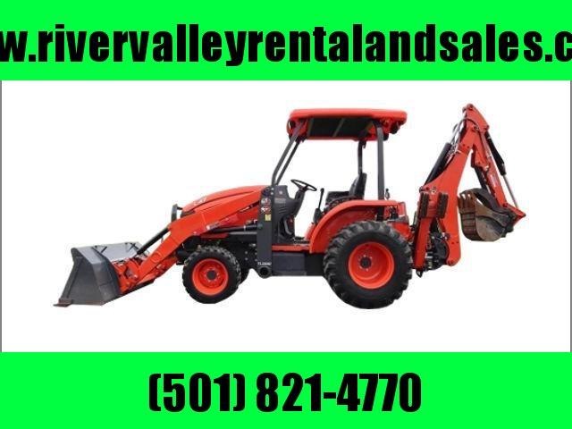 For Rent - 2021 Kubota L47 Tractor Backhoe Loader