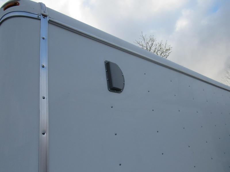 2019 Homesteader 7' X 16' Enclosed Cargo Trailer