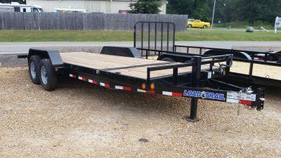"2016 Load Trail 20'x 81.5"" Gravity Tilt Deck - FOR RENT"