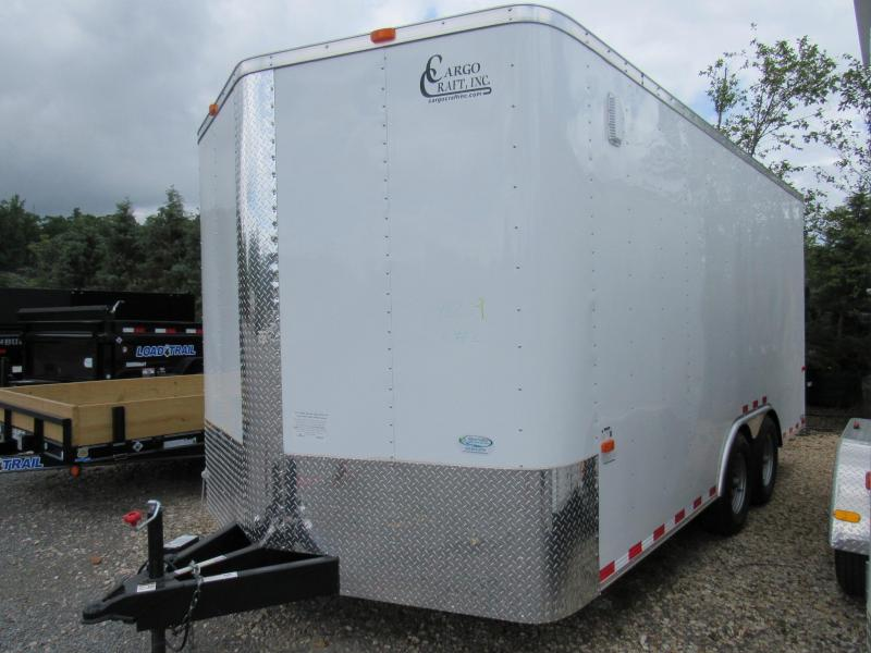 RENTAL - 2017 18' x 8'5 Enclosed Cargo Craft - FOR RENT