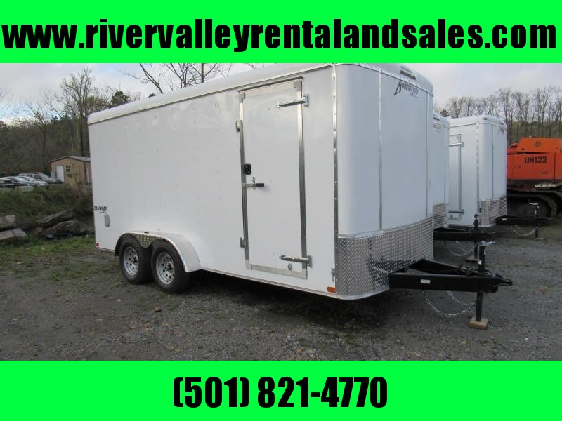 2019 Homesteader 7' x 16' Enclosed Cargo Trailer