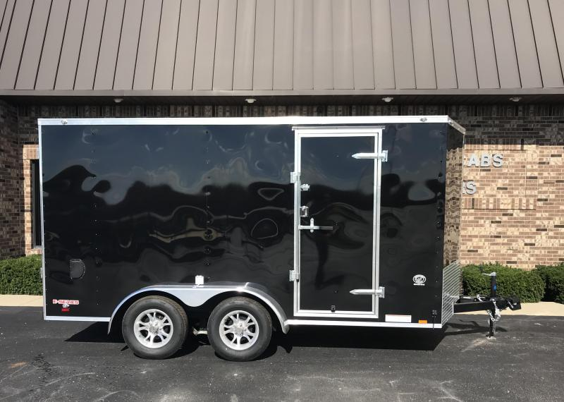 2021 Cargo Mate MN106810 Enclosed Cargo Trailer