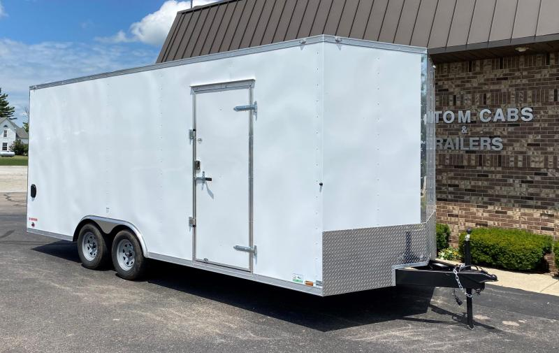 2021 Cargo Mate 8.5' x 20'  Enclosed Cargo Trailer