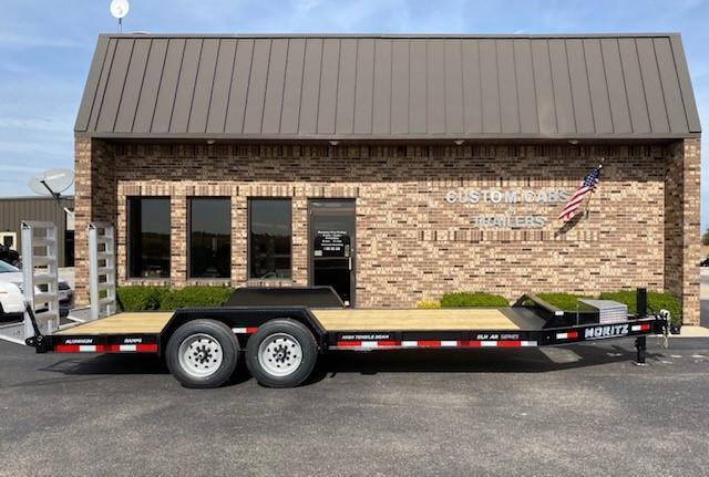 2021 Moritz International 20' UT 8K  AR Flatbed Trailer