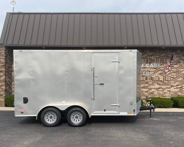 2020 Cargo Mate EHW7x14 Enclosed Cargo Trailer