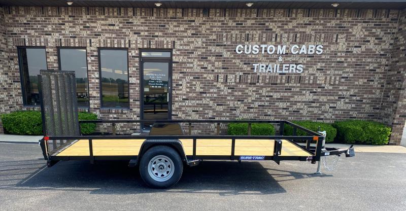 2020 Sure-Trac 7' x 14'  Utility Trailer