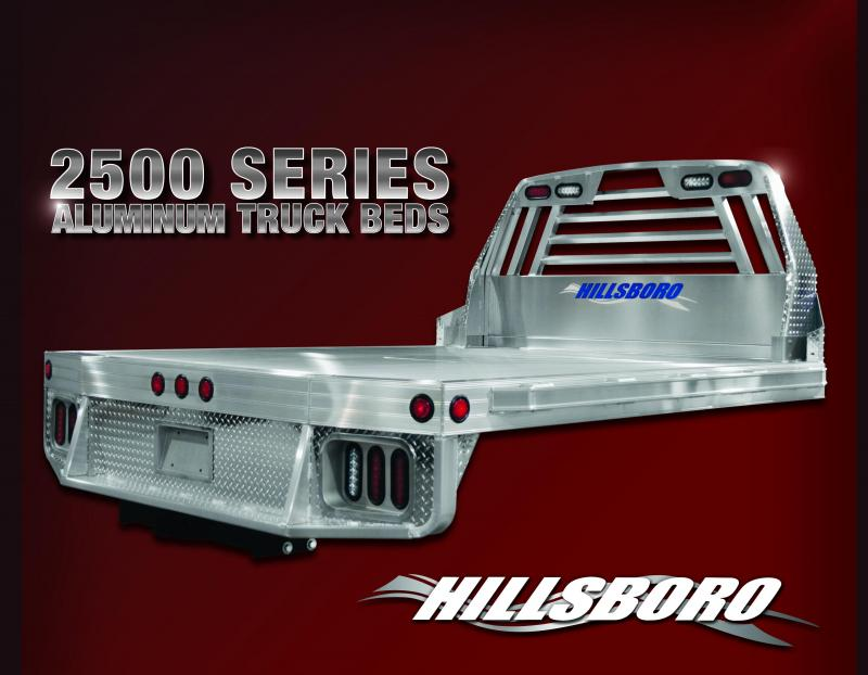 2020 Hillsboro 2500 Truck Bed