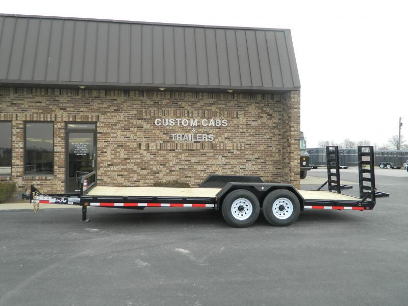 2019 CornPro 20' UT 7K Equipment Trailer