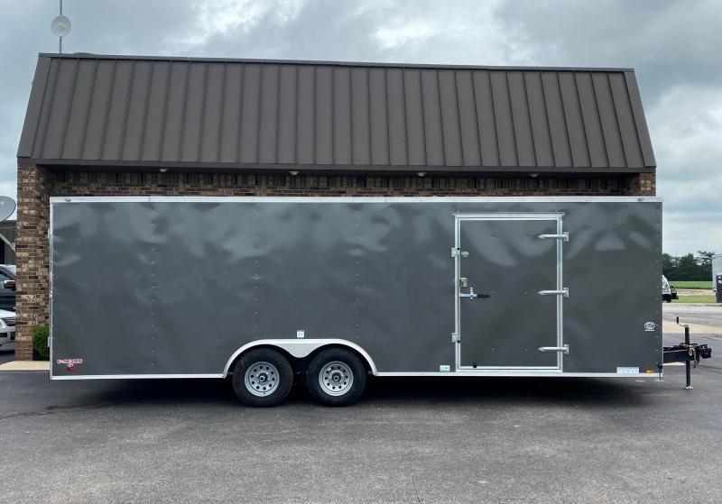 2021 Cargo Mate 8.5' x 24'  Enclosed Car Trailer