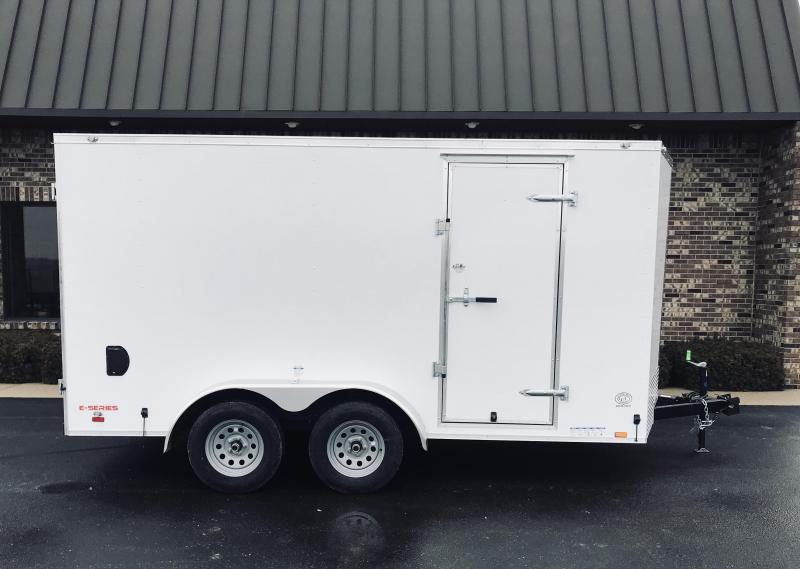 2021 Cargo Mate 7' x 14'  Enclosed Cargo Trailer
