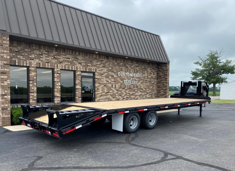 2020 Golden 25' + 5'  10K Flatbed Trailer