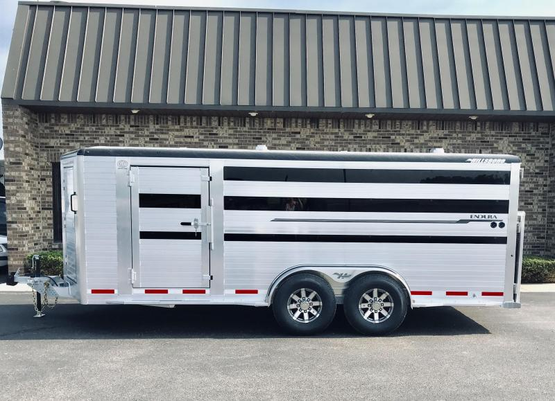 2020 Hillsboro Industries Endura -8 Pen Stock Trailer