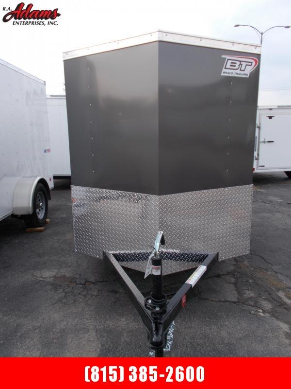 2022 Bravo Trailers SC58SA Cargo / Utility Trailer