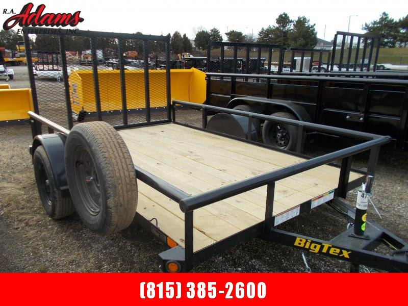2021 Big Tex 35SA-10 Utility Trailer