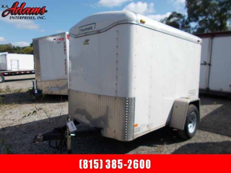 2006 Haulmark MISCENCLOSED Cargo / Utility Trailer