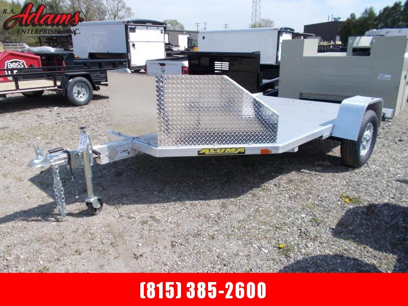 2022 Aluma MC210 2-Place Motorcycle Trailer