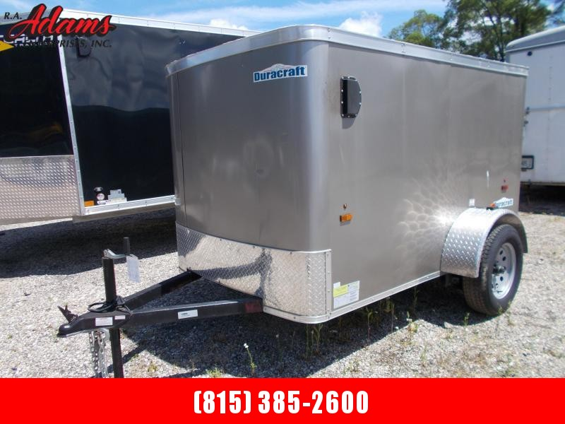 2016 Dura-Craft MISCENCLOSED Cargo / Utility Trailer