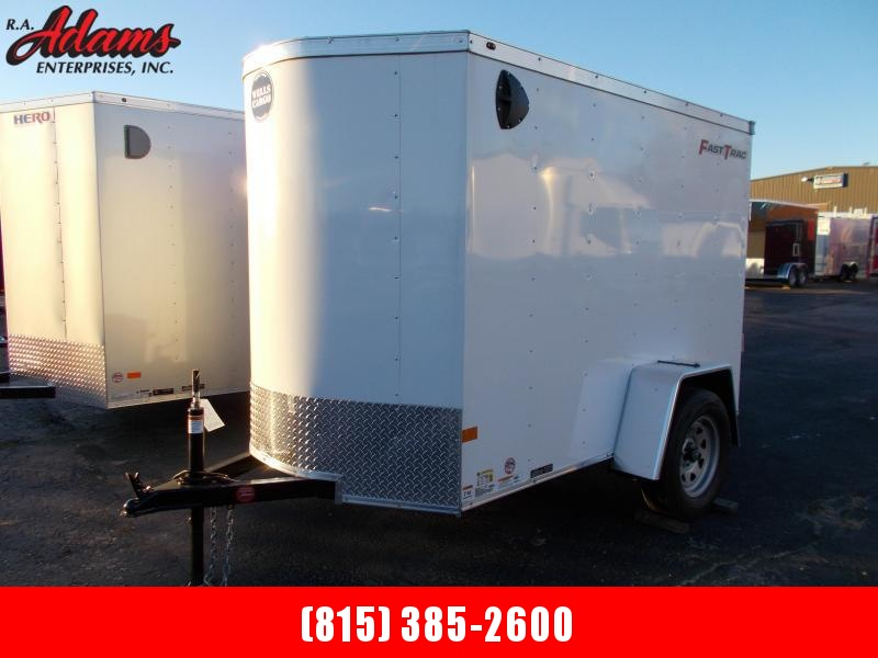 2021 Wells Cargo FT58S2 Cargo / Utility Trailer