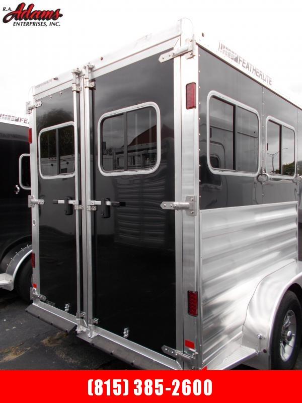 2021 Featherlite FL7441-2H 2-Horse Trailer
