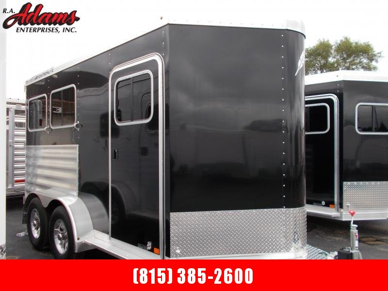 2021 Featherlite FL7441-2H 2-Horse Trailer