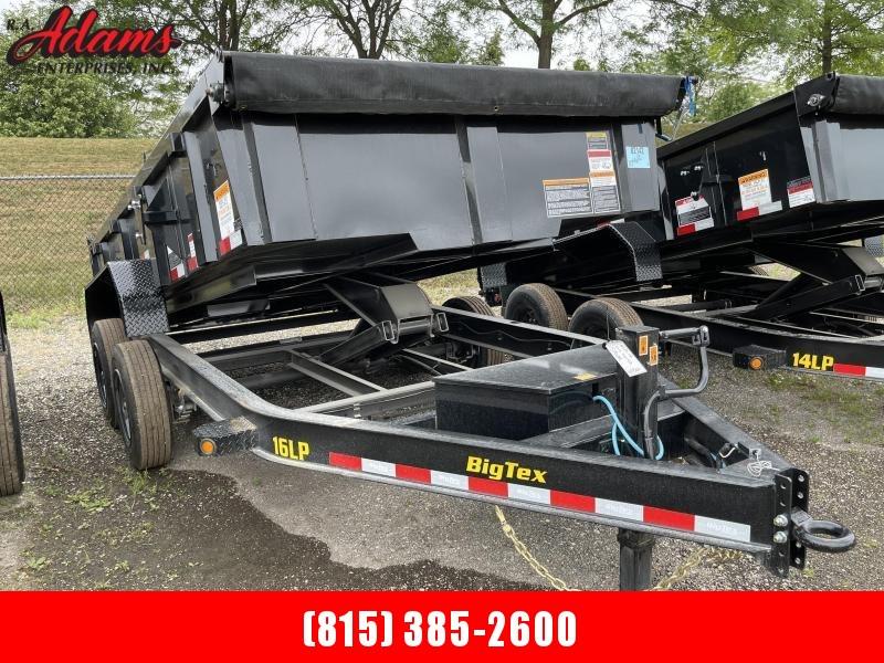 2022 Big Tex Trailers 16LP-14 Dump Trailer