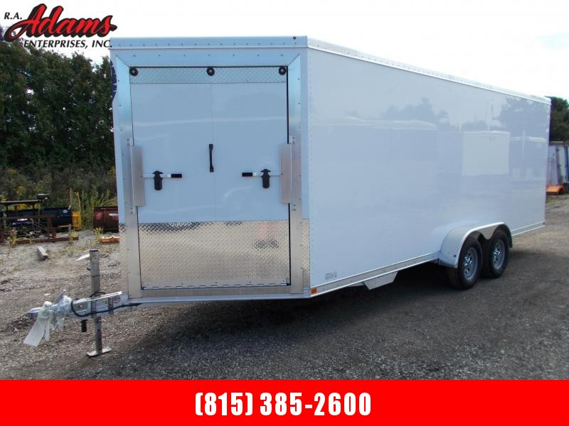 2020 Featherlite FL1610-20 Snowmobile / Cargo trailer