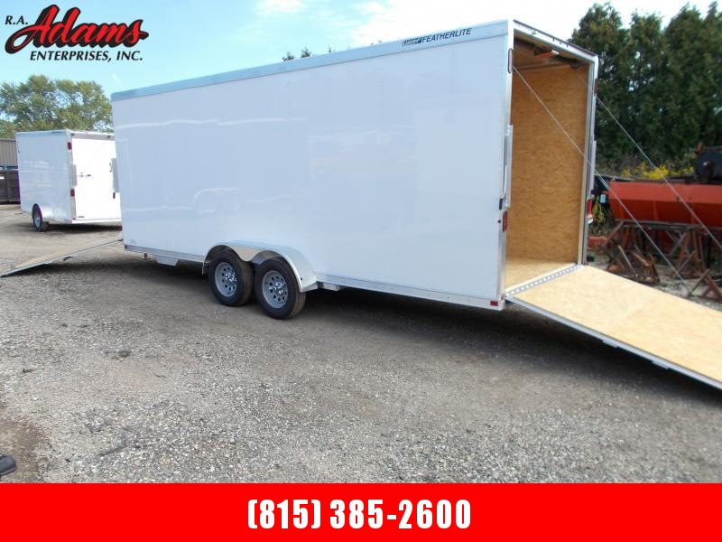 2020 Featherlite FL1610-20 Snowmobile / Cargo trailer