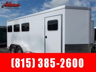 2020 Featherlite FL9409-3H 3-Horse Trailer