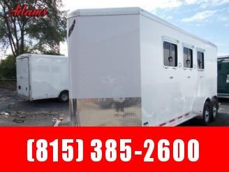2020 Featherlite FL9409-3H 3-Horse Trailer