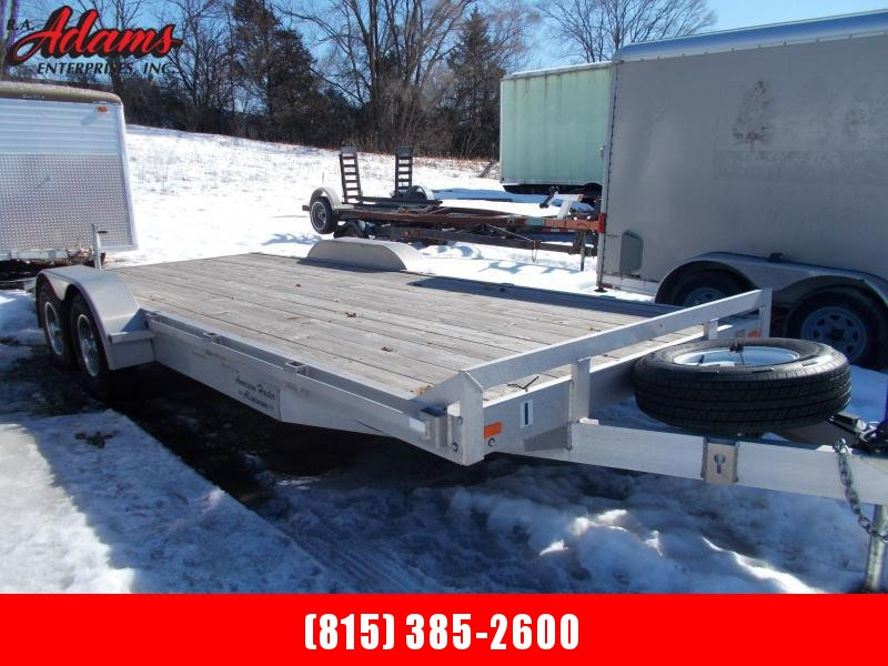 2016 American Hauler MISCFLATBED Car / Racing Trailer