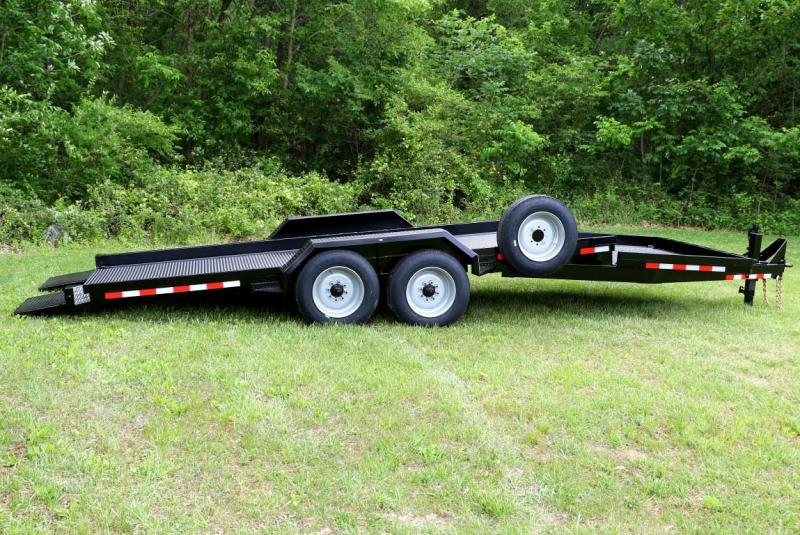 2021 Imperial SW-18L-22 Equipment Trailer