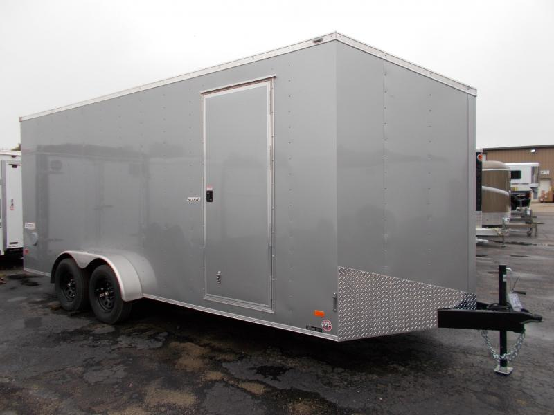 2022 Bravo Trailers SC718TA2 Cargo / Utility Trailer