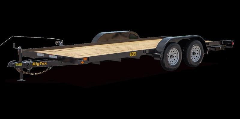 2021 Big Tex 60EC-16 Car / Racing Trailer
