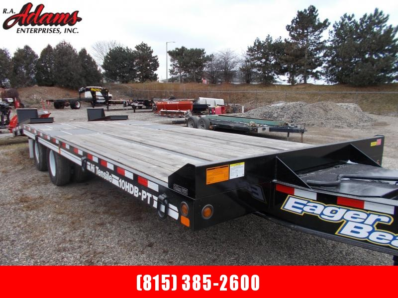 2021 Eager Beaver 10HDB-PT Equipment Trailer
