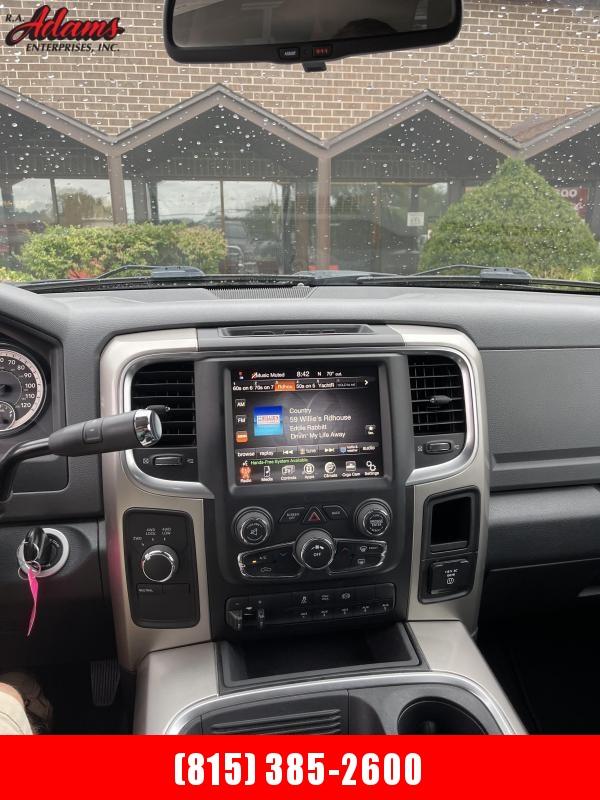 2016 Ram 2500 4WD Pick-Up Truck