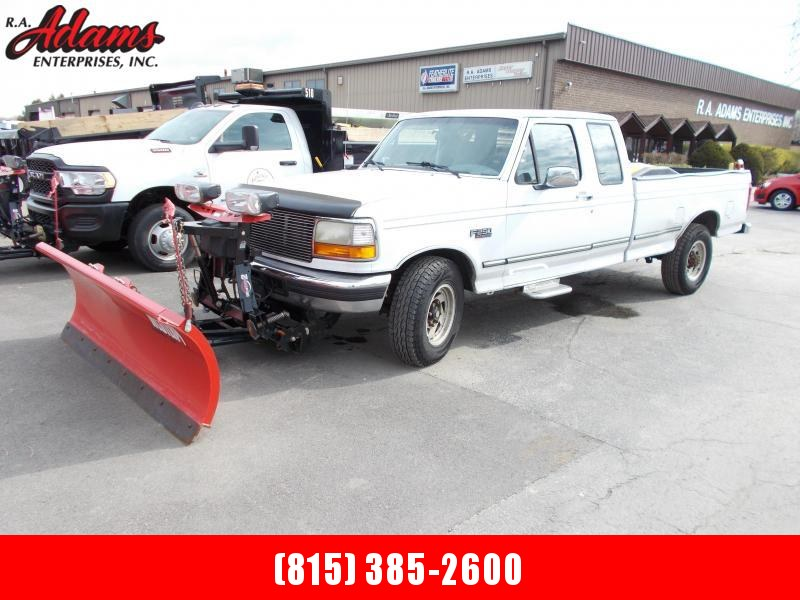 1996 Ford F250 Supercab 4x4 Pick-Up Truck
