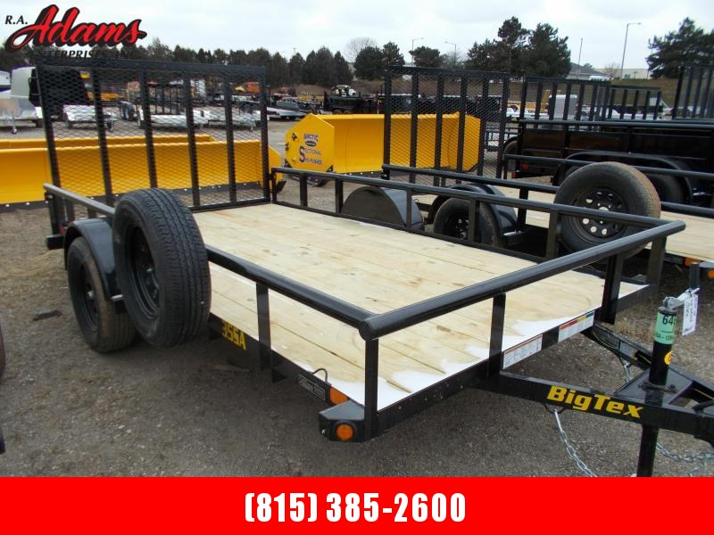 2021 Big Tex 35SA-12 Utility Trailer