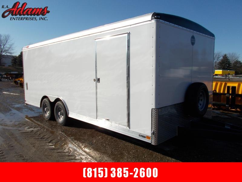 2021 Wells Cargo WHD8520T3 Landscape / Cargo Trailer
