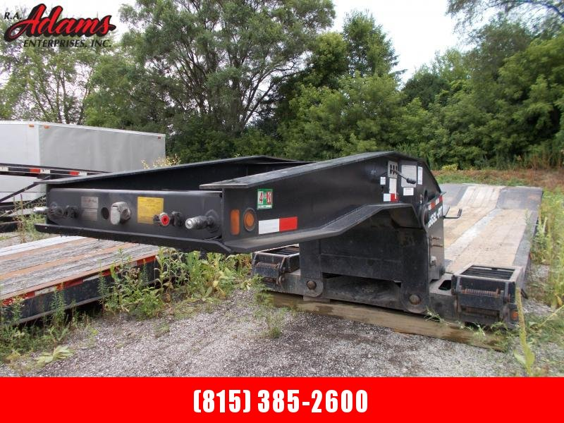 2016 Eager Beaver 35GSL-PT Equipment Trailer