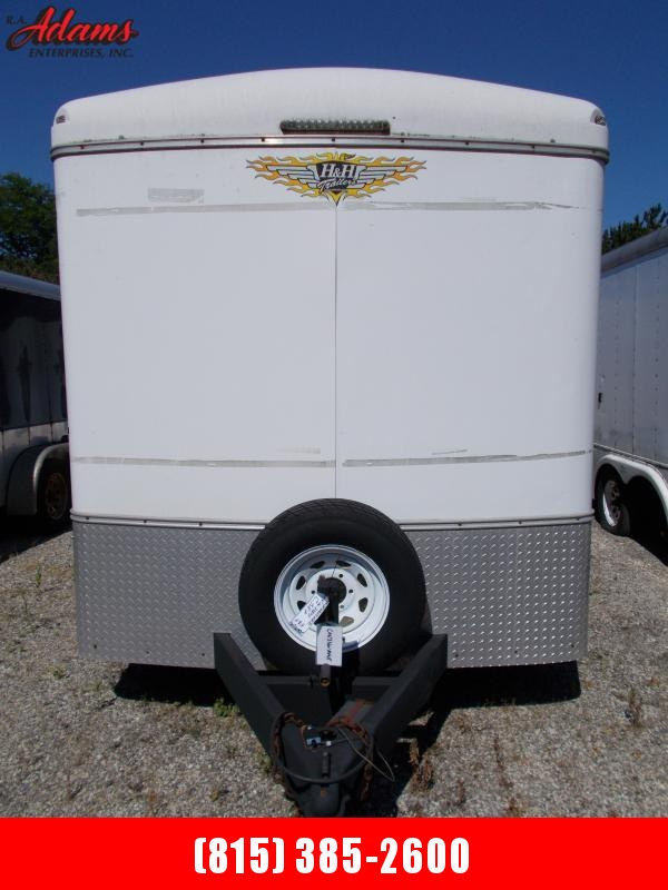 2006 H and H Trailer MISCENCLOSED Cargo / Utility Trailer