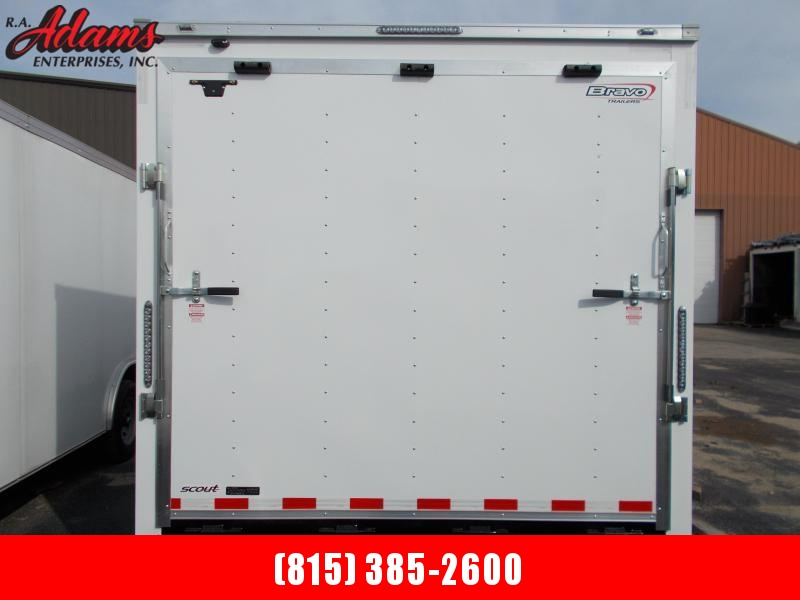 2021 Bravo SC8524TA3 Car / Racing Trailer