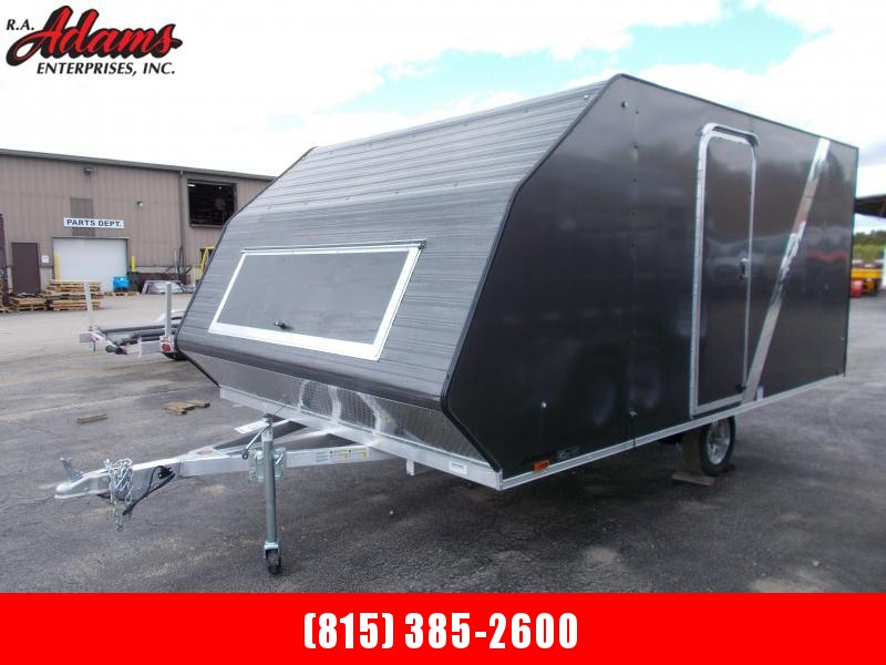 2021 Lightning LTA813SA Snowmobile Trailer