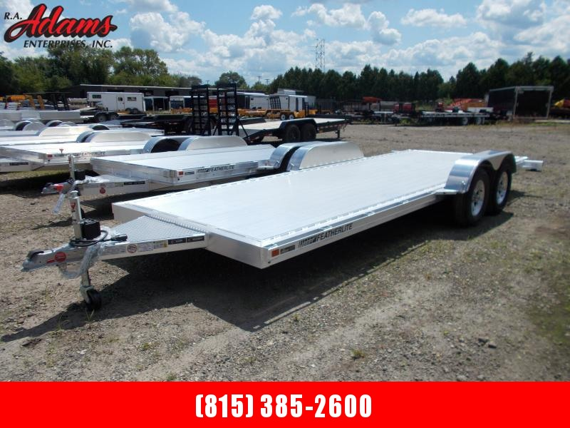 2021 Featherlite FL3182-20 Car / Racing Trailer