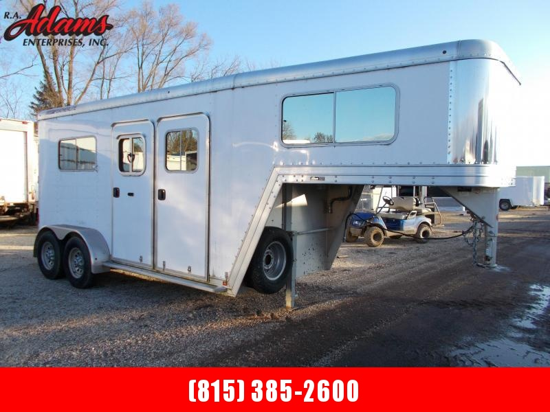 2013 Featherlite FL9607 2-Horse Trailer