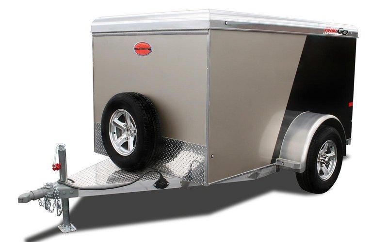 2021 Sundowner MINIGO 4X6 Cargo / Utility Trailer