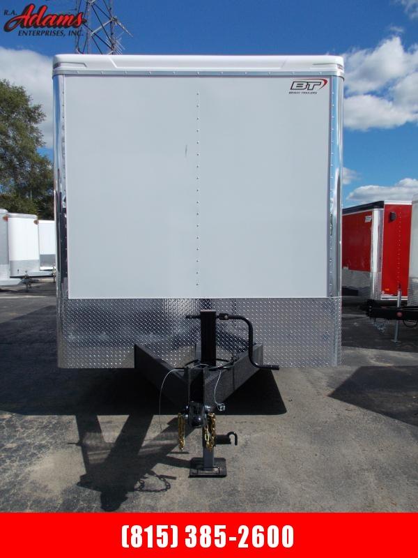 2021 Bravo BRT8520TA5 Equipment / Cargo Trailer