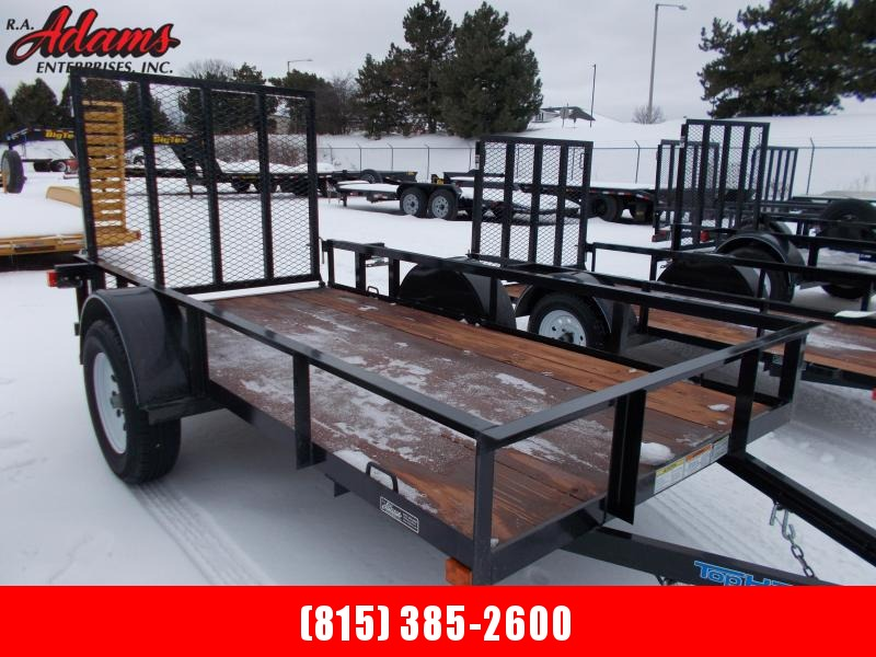 2018 Top Hat X10X60-2.9N-R Utility Trailer