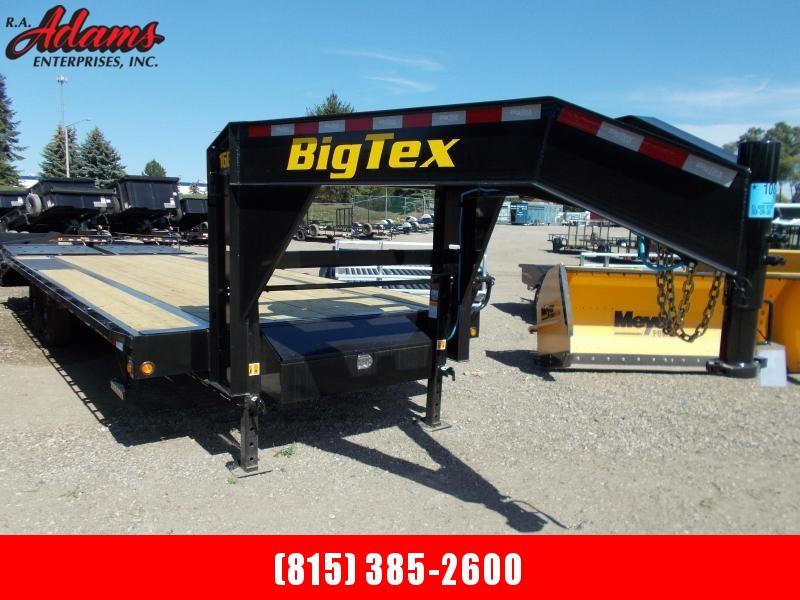 2022 Big Tex Trailers 16GN-20+5 Equipment Trailer
