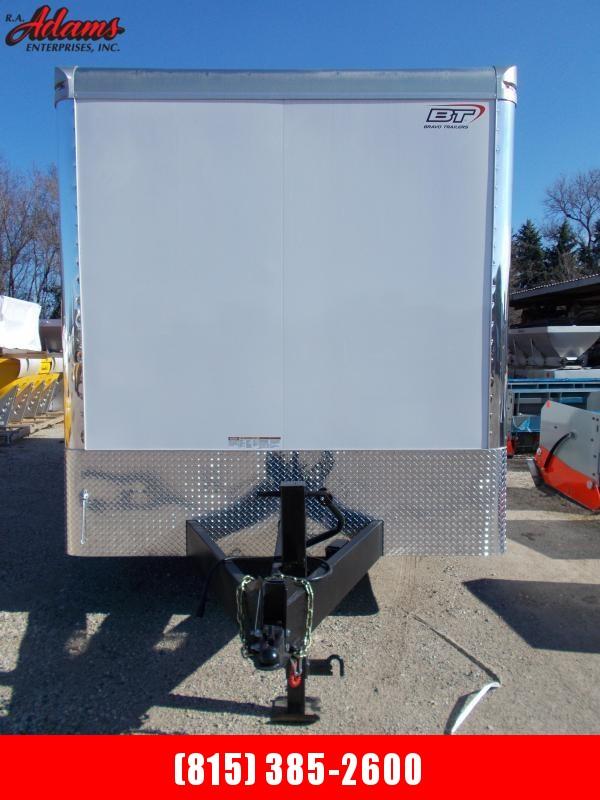 2021 Bravo BRT8520TA5 Cargo / Equipment Trailer