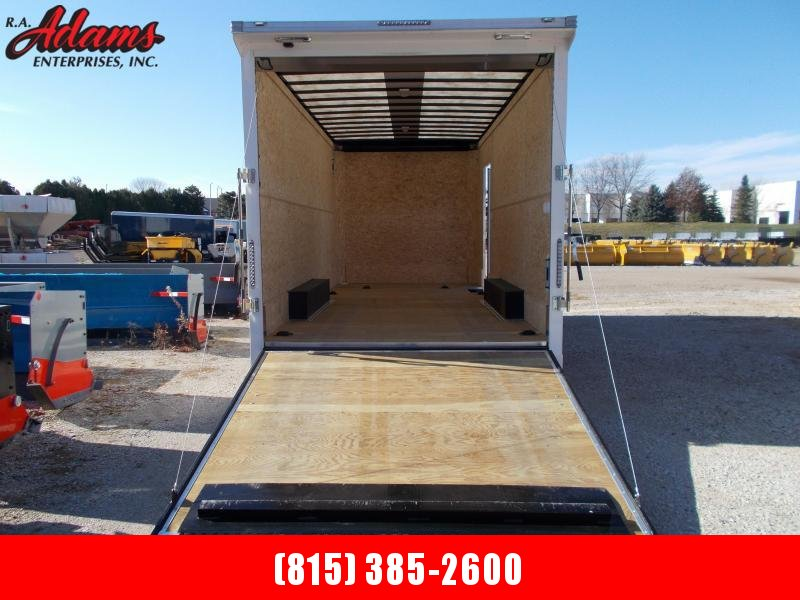 2021 Bravo BRT8520TA5 Cargo / Equipment Trailer